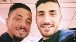 Marcello Trotta e Armando Izzo Under 21