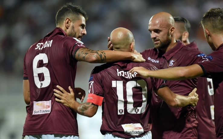 Salernitana, Bollini: